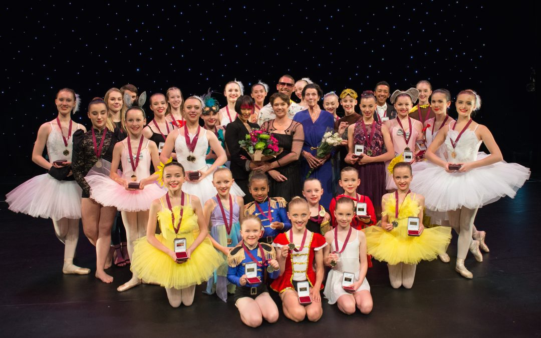 Showtime and Prizegiving