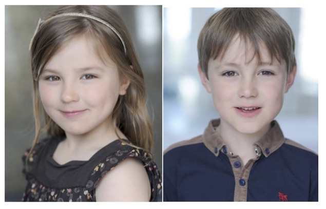 Congratulations Imogen & Willem !!
