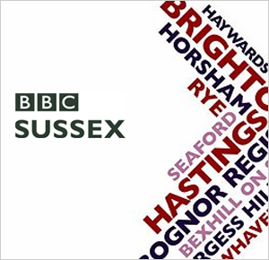 Radio interview on BBC Sussex