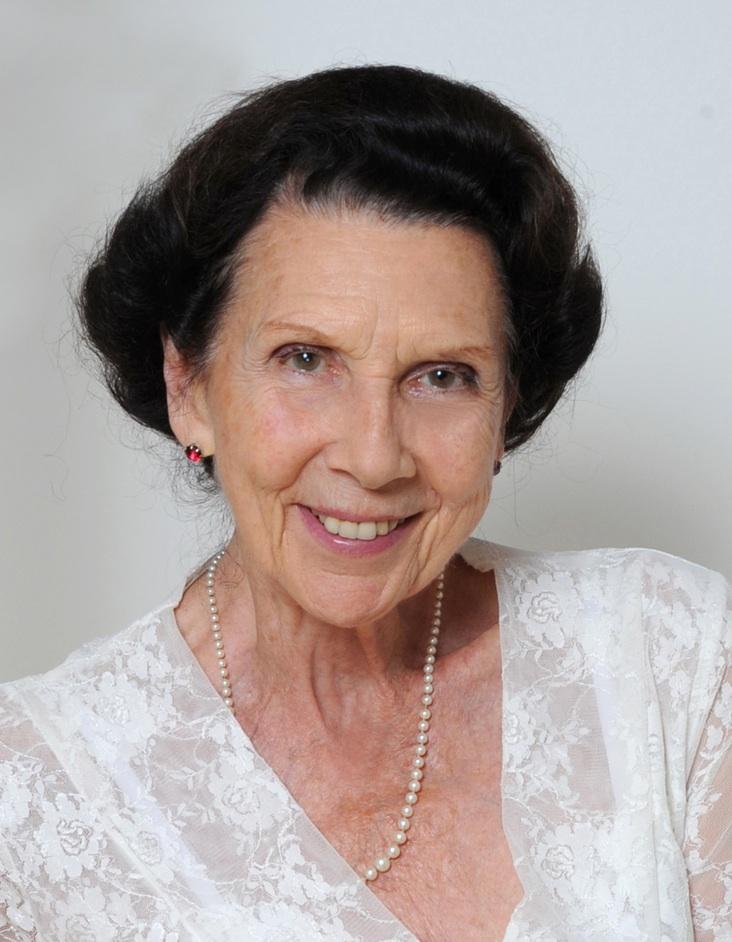 Dame Beryl Grey DBE