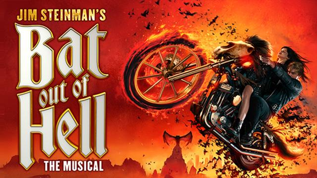 Isaac Edwards in 'Bat Out of Hell'